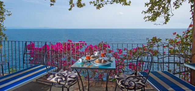 Holiday in Amalfi Coast