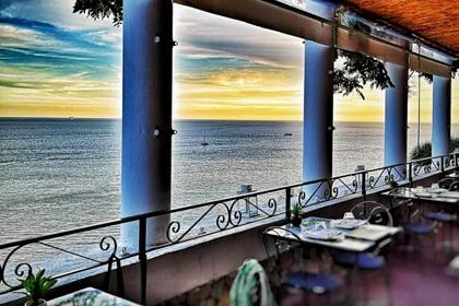 Cucina mediterranea  al  nostro Ristorante in Costiera Amalfitana